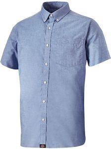 Dickies Hemd Premium Oxford Shirt Blue-42
