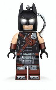 LEGO schlüsselanhängerMovie 2: Batman mit Licht 7 cm schwarz