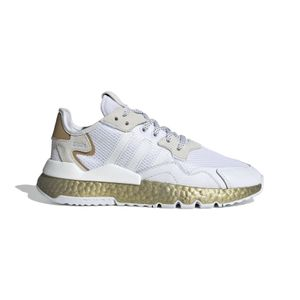 adidas Nite Jogger W Mode-Sneakers Weiß FV4138
