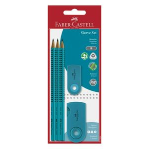 Faber Castell Schreibset türkis