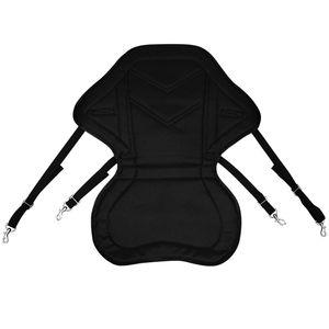 TroniTechnik SUP Kajak Sitz für Paddle Boards und Kajaks, gepolstert und ergonomisch, mit Tasche