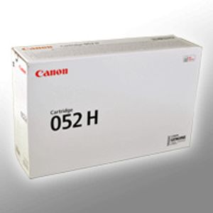 Canon Toner Cartridge 052 H schwarz