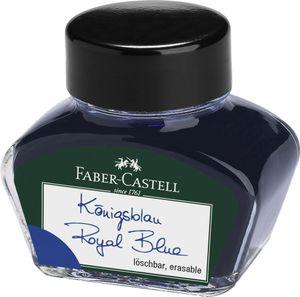 FABER-CASTELL Tinte im Glas königsblau Inhalt: 62,5 ml