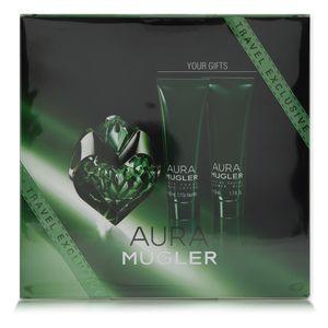 Thierry Mugler Aura Eau de Parfum 50 ml + DG 50 ml + BL 50 ml