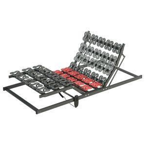 TerraMed T-Flex elektrischer Teller Lattenrost 100x200cm