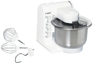 Bosch MUM4407 Küchenmaschine MUM4 (3.9 Liter) wei