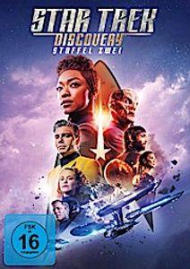 Star Trek: Discovery Season 2 (DVD) Min:  DD5.1WS - ParamountCIC  - (DVD Video / Science Fiction)