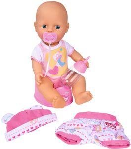 Simba, New Born Baby mit Kleidungsset