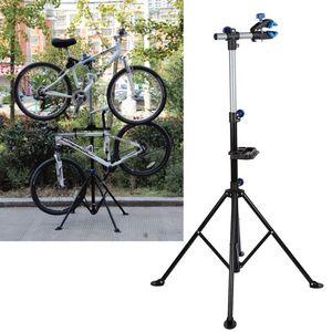 360° Klappbar Fahrrad Montageständer Reparatur zentrierständer Fahrradständer Verstellbar Reparaturstand 50kg
