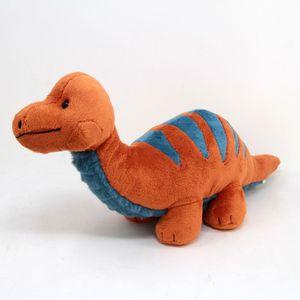 Steiff 087837 Soft Cuddly Friends Bronko Brontosaurus | 28 cm Dino Dinosaurier