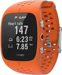 Polar M430 Pulsuhr orange