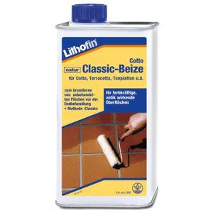 Lithofin COTTO Classic-Beize - Farbe: natur