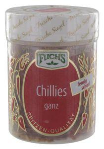 Fuchs Chillies ganz (25 g)