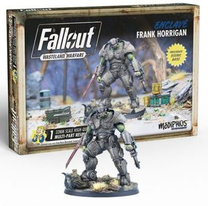 Fallout: Wasteland Warfare - Enclave: Frank Horrigan - Englisch