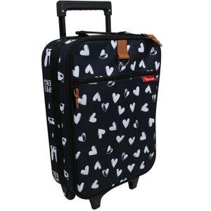 Trolley Koffer Kinderkoffer Handgepäck Kindertrolley Kinder Jungen Mädchen 9163