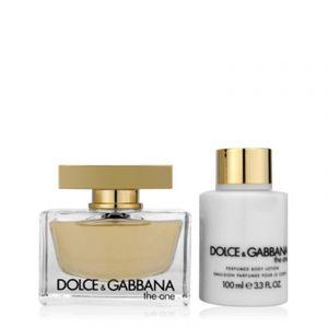 Dolce & Gabbana The One EdP 75 ml + BL 100 ml NEU &
