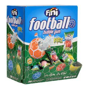 Fini Booom Bubble Gum Sports Football 200 Stk. im Karton (1er Pack)