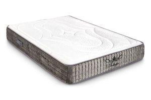  Bezen Ergonomische Viscomemory-Schaummatratze 120x190 - High Resilience Schaum Bellagio Deluxe Total Komfort