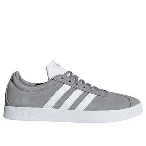adidas Originals Court Herren Sneaker Grau Schuhe, Größe:42