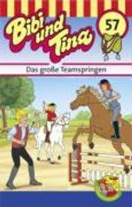 Bibi & Tina: Folge 57: Das große Teamspringen