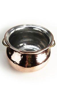 'CopperGarden®' Kupferpott ❀ 10 Liter ❀ Kupferkessel verzinnt
