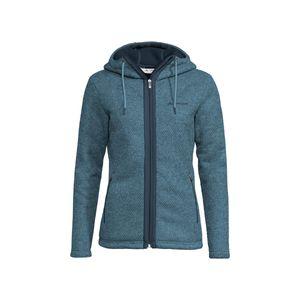 VAUDE Wo Skomer Hooded Jacket blue gray 44