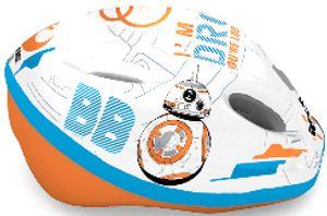 Disney BB8fahrradhelm Junior weiss Grösse 52/56 cm