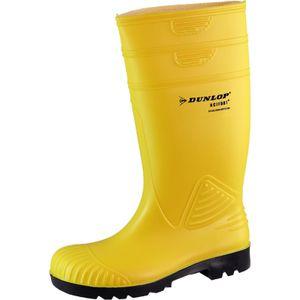 Dunlop Stiefel ACIFORT gelb S5 Gr. 42