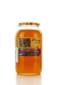 Griechischer Thymian Pinien & Kräuter HONIG - 1000g kaltgeschleudert - Sfakia Kreta Bienenhonig