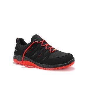 ELTEN Sicherheitsschuhe S3 MADDOX black-red Low ESD 729561 Größe: 43