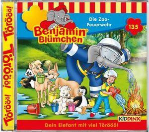 Benjamin Blümchen - Die Zoo-Feuerwehr (135)