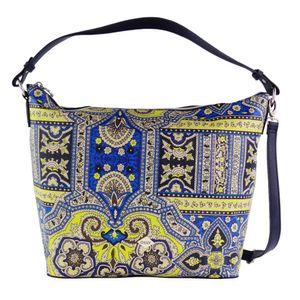 Oilily Orient Hobo Bag LHZ Blue