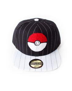 Pokémon - Pokéball Varsity Snapback