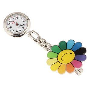 1 Stück Krankenschwester Taschenuhr Typ5 Mehrfarbig