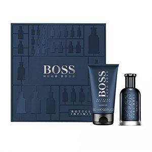 Hugo Boss Bottled Infinite Set 50 ml EdP Spray + 100 ml Shower Gel NEU