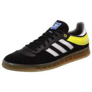 Adidas Originals Handball Top Indoor Schuhe Sneaker schwarz/weiss/gelb B38029, Schuhgröße:36 2/3 EU