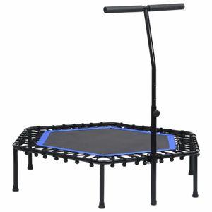 dereoir Fitness Trampolin mit Griff 122 cm