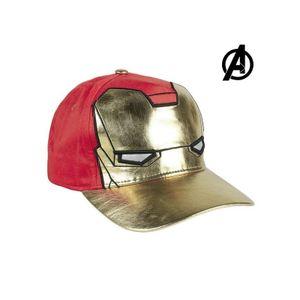 Kinderkappe Ironman The Avengers 77655 (53 cm)