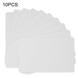 10 Stück weiße NFC215-Karte, NFC-Papierkarte mit großer Kapazität, Bluetooth-Karte, individuell bedruckte Karte, die vom Mobiltelefon gelesen werden kann