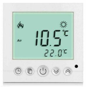 Digital Thermostat Raumthermostat Fußbodenheizung Raumregler Wandheizung LED