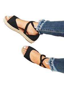 Abtel Women'S Sandals Platform Shoes Lightweight And Breathable,Farbe:Schwarz,Größe:41