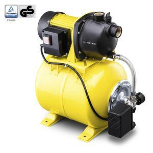 TROTEC Hauswasserwerk TGP 1025 E   Gartenpumpe   Wasserwerk   Wasserpumpe Pumpe