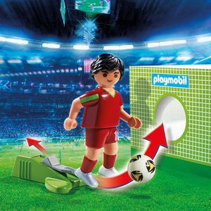 PLAYMOBIL - Fußballspieler Portugal (6899)