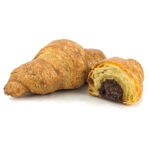 Vestakorn Schoko-Croissants - handwerklich gefertigt, mit Schokolade gefüllt, frisch aufbacken in 6 Minuten (3 St.)