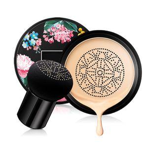 Beauty Concealer BB Creme Feuchtigkeitsspendendes Pilzkopfkissen Nacktes Make-up Dauerhafte feuchtigkeitsspendende fluessige Foundation CC-Creme