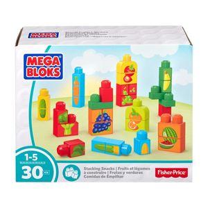 Mattel Mega Blocks Stacking Snacks