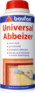 baufan Universal-Abbeizer 1l - Entlackung Abbeizer