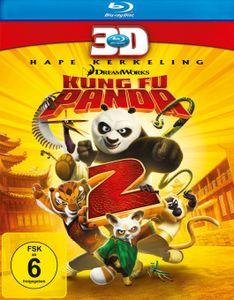 Kung Fu Panda 2 (3D Vers./Single)