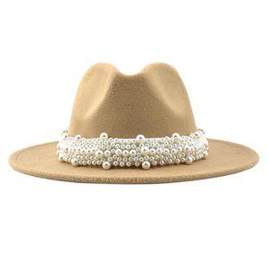 Panama Fedora Hut Kappe für Männer Frauen Flache Top  Hut, Sombreros Hochzeit Party Gentleman Hut Kostüm Zubehör Kamel