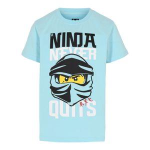 LEGO® Wear NINJAGO Jungen T-Shirt , Größe:146, Präzise Farbe:Hellblau